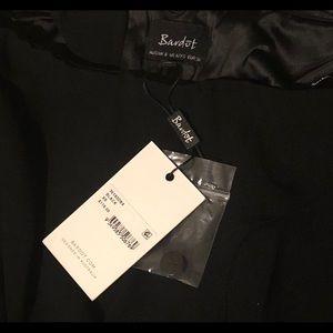 Bardot Dresses - Bardot Off-the-Shoulder Bell Sleeve Midi Dress